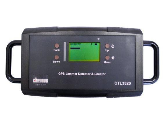 Chronos CTL3520 GPS Jammer Detector